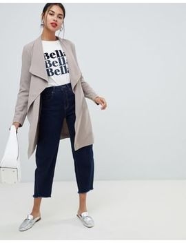 Only Spring Wrap Coat by Only