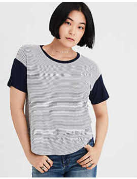 Ae Soft &Amp; Sexy Sporty T Shirt by American Eagle Outfitters