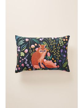 ollie-cushion by anthropologie