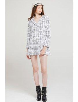 a0564a81369f Shoptagr | Fabienne Tweed Jacket Dress by Storets