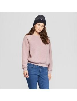 44586e8c7b13e0 Shoptagr   Women's Sherpa Sweatshirt Universal Thread™ by Universal ...