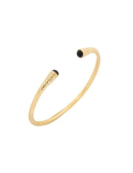 d587ca2a18d Shoptagr | Cuff Bracelet Arti Onyx by Ana Luisa