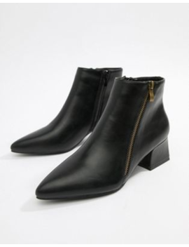a3f7f48f1d2 Shoptagr | Park Lane Pointed Side Zip Boots by Boots