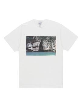 b4d2829e0 Shoptagr | Punany Rock T Shirt White by Slam Jam Socialism