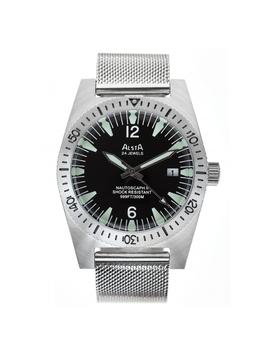 Alsta Nautoscaph Ii Men's Automatic Wristwatch Limited Edition by Alsta