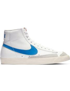 b18c72fc Shoptagr | Nike Blazer Mid 77 Pacific Blue by Stock X
