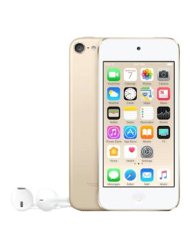Apple I Pod Touch 6th Generation 128 Gb   Gold by P. C. Richard & Son
