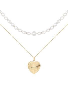 55cfca37e01 Shoptagr | Layered Necklace Set Kim Set by Ana Luisa