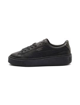 Shoptagr | Basket Platform Euphoria Metal Damen Sneaker by Puma