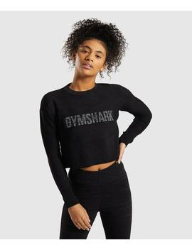 286d3111 Shoptagr | Time Out Knit Sweater by Gymshark