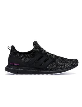 best service 2e7a9 733da Shoptagr | Adidas Ultra Boost 4.0 Breast Cancer Awareness by ...