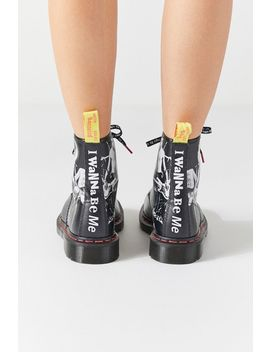 30d4d100e5bd Shoptagr | Dr. Martens X Sex Pistols 1460 8 Eye Boot by Dr. Martens