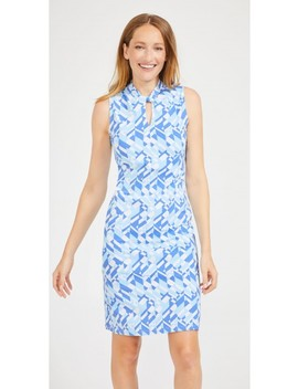 Maybelle Dress In Hula by J.Mc Laughlin