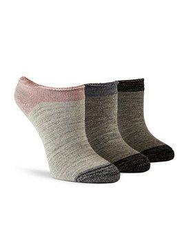 0ef43b011b37 Shoptagr | Women's 3 Pack Roll Tab Low Cut Socks by Denver Hayes