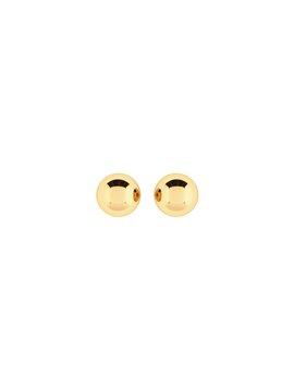 c9b46232da8 Shoptagr | 14 K Gold Ball Earrings Small Sphere Yellow by Ana Luisa