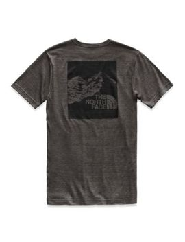men's-short-sleeve-vintage-pyrenees-tri-blend-tee by the-north-face
