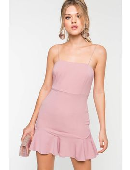 fifty-shades-of-pink-bodycon-dress by agaci