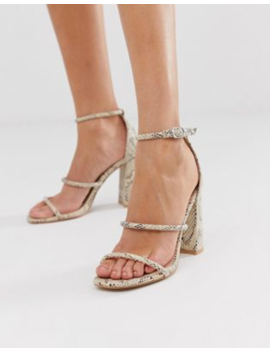 2480d87c2 simmi-london-myra-snake-block-heeled-sandals by simmi