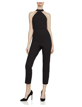 beaded-halter-cropped-jumpsuit by bcbgmaxazria