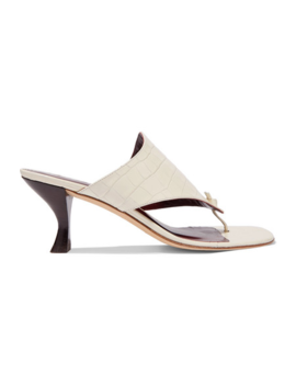 keith-croc-effect-leather-mules by staud