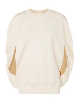 milano-cape-effect-cupro-sweater by sonia-rykiel