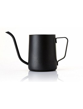 lautechco-350ml-stainless-steel-gooseneck-pour-over-drip-coffee-maker-tea-coffee-cup-pot-tea-tools-kitchen-tools-matt by lautechco