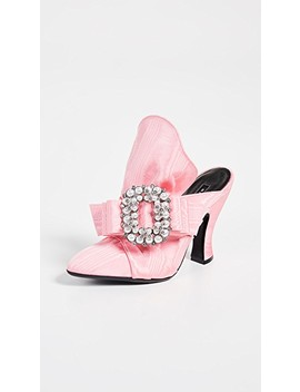 imitation-pearl-embellished-mules by marc-jacobs