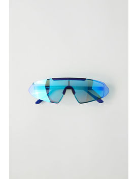 frameless-sunglasses-silver-blue_blue by acne-studios