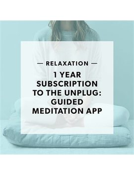 1-year-subscription-to-the-unplug:-guided-meditation-app by chapters-indigo-ca