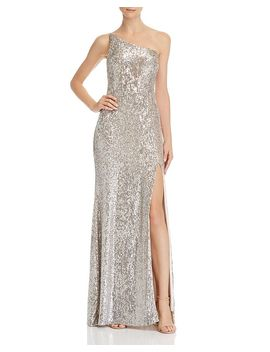 one-shoulder-sequin-gown by avery-g