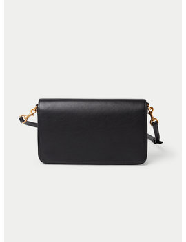 leather-flap-crossbody by auxiliary