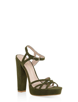 criss-cross-high-heel-sandals by rainbow