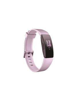 Fitbit Inspire Hr Fitness Tracker Lilac