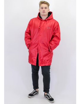 vintage-reebok-longline-winter-coat-with-lining by reebok