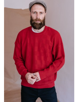 vintage-knitted-classic-jumper by protect-me