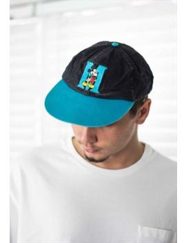 vintage-disney-cap-hat-logo-90s-x-2 by disney