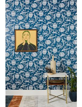 rigby-wallpaper by anthropologie