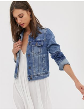 free-people-–-rumours-–-jeansjacke-mit-patchwork-design by asos