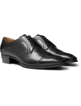 leather-brogues by gucci