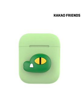 huge discount 89f74 d16ae AIRPODS CASE| Kakao Airpods case| Silicon Airpods case|Kawaii airpods  case|Cute Airpods case