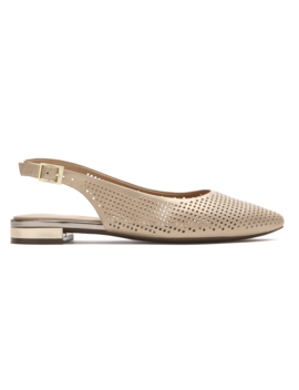Total Motion Adelyn Slingback Flat by Rockport