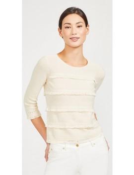 Torla Sweater by J.Mc Laughlin