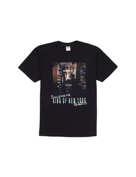 fdec75b9 Shoptagr | Supreme King Of New York Tee Black by Stock X