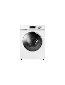 Haier 8kg Front Load Washing Machine White