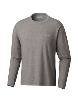 Men's Thistletown Park™ Long Sleeve Crew Neck Shirt by Columbia Sportswear