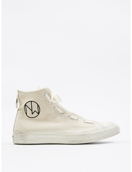 X Undercover Chuck Taylor All Star Hi   Egret by Converse