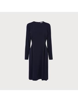 Jessica Navy Dress by L.K.Bennett