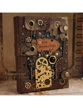 Shoptagr Steampunk Journal For Men For Inspiration Sci Fi