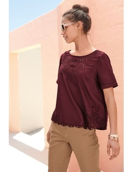 Embellished Blouse by Next