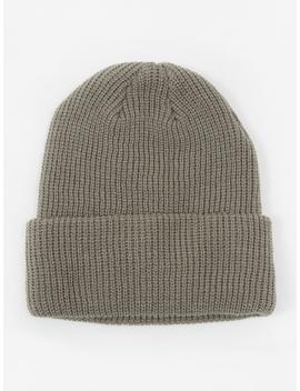 Beanie Hat   Grey by Unused